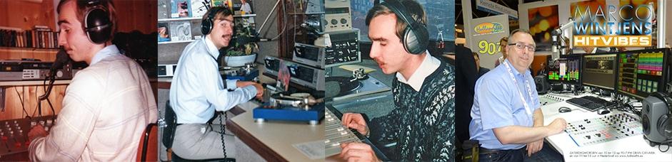 Marco Wintjens - Radiojaren